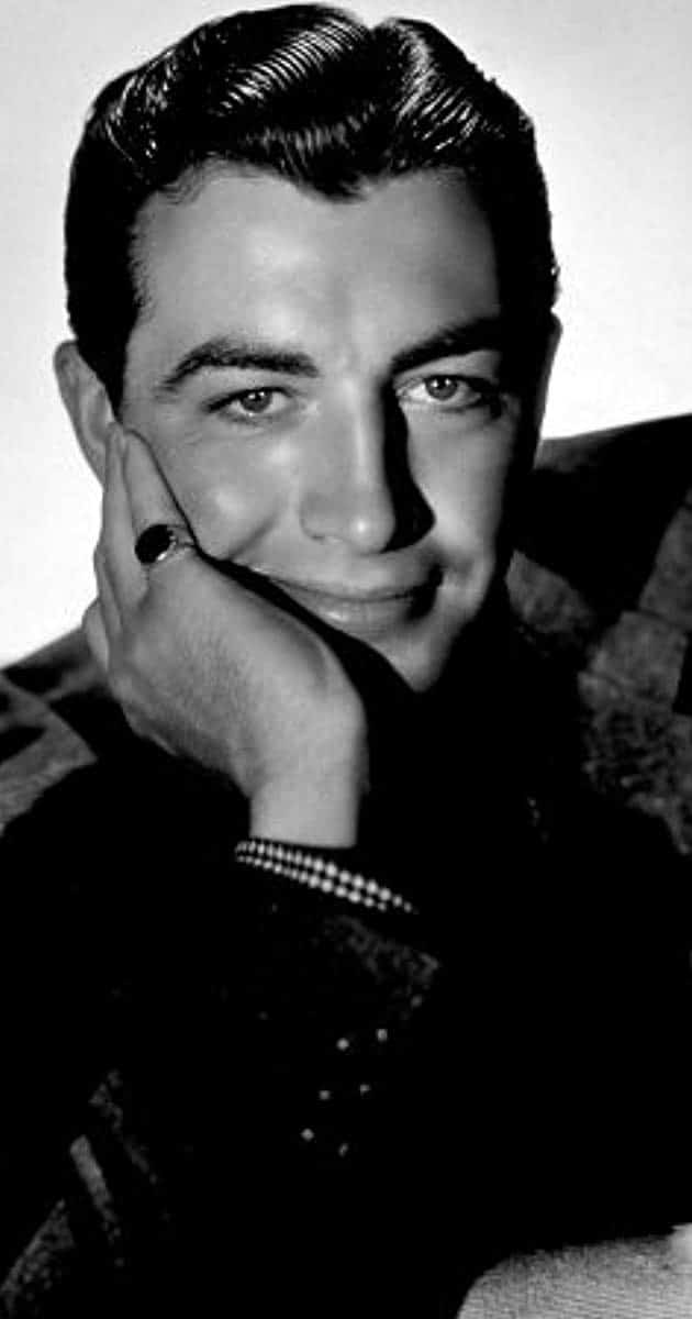 Robert Taylor American Film and TV Actor
