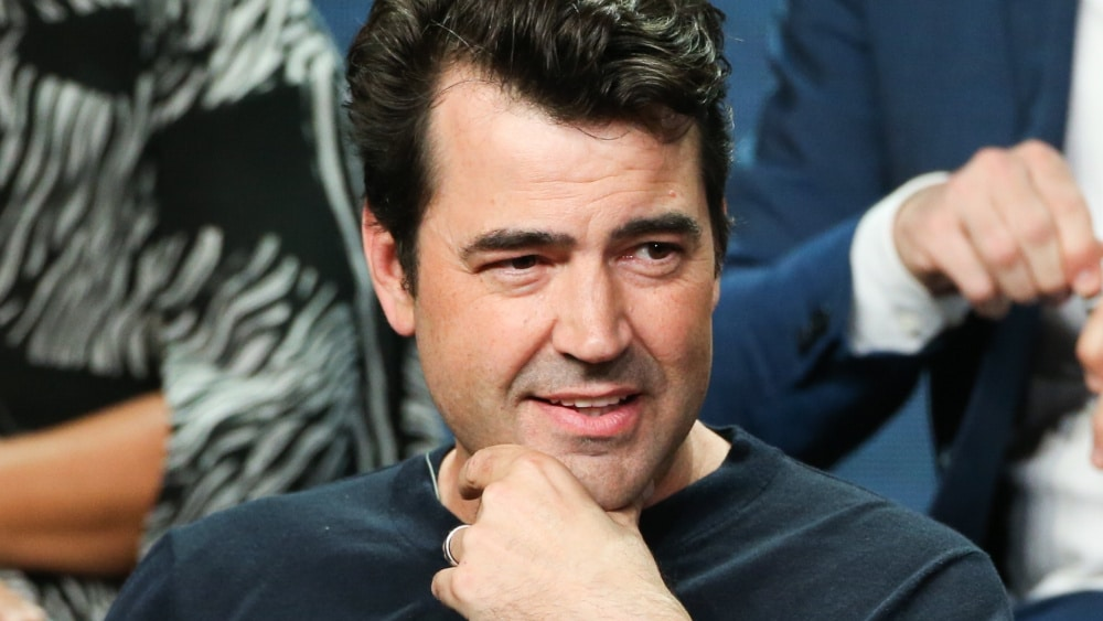 Ron Livingston American Actor