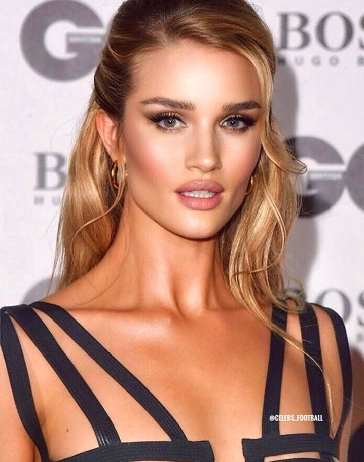 Rosie Huntington-Whiteley British Actress and Model