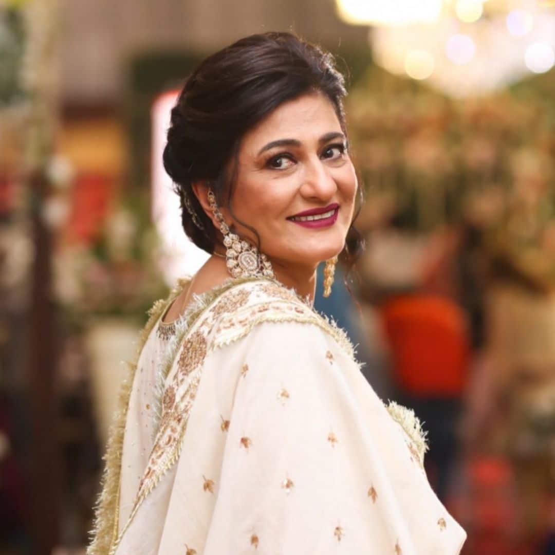 Saba Hameed Pakistani Actress