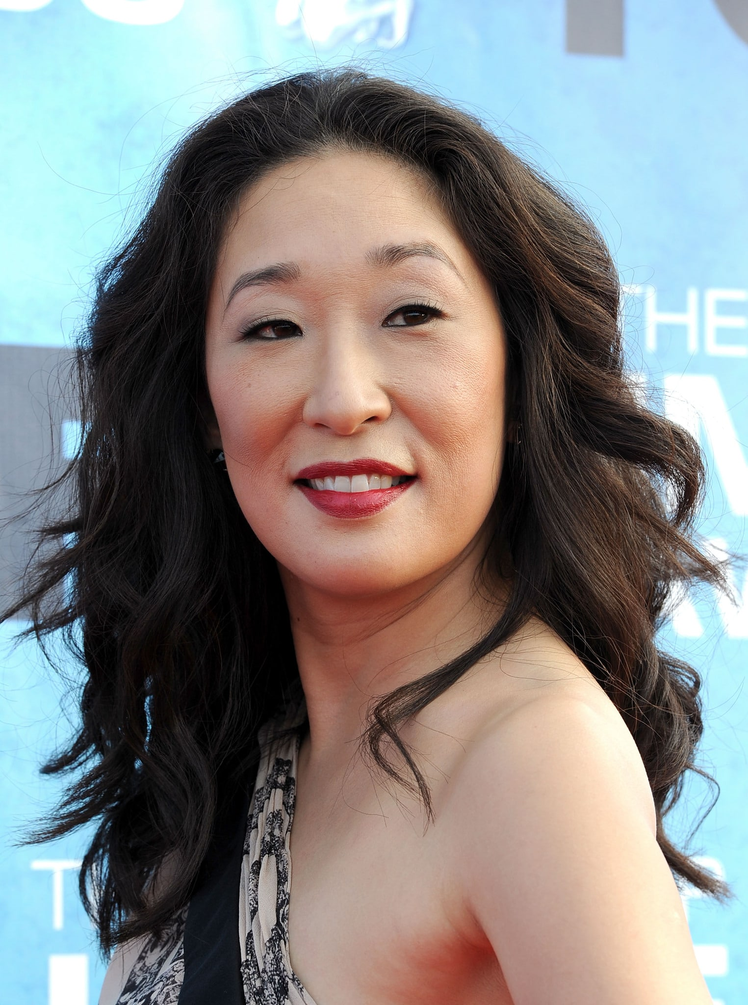 Sandra Oh Canadian Actress