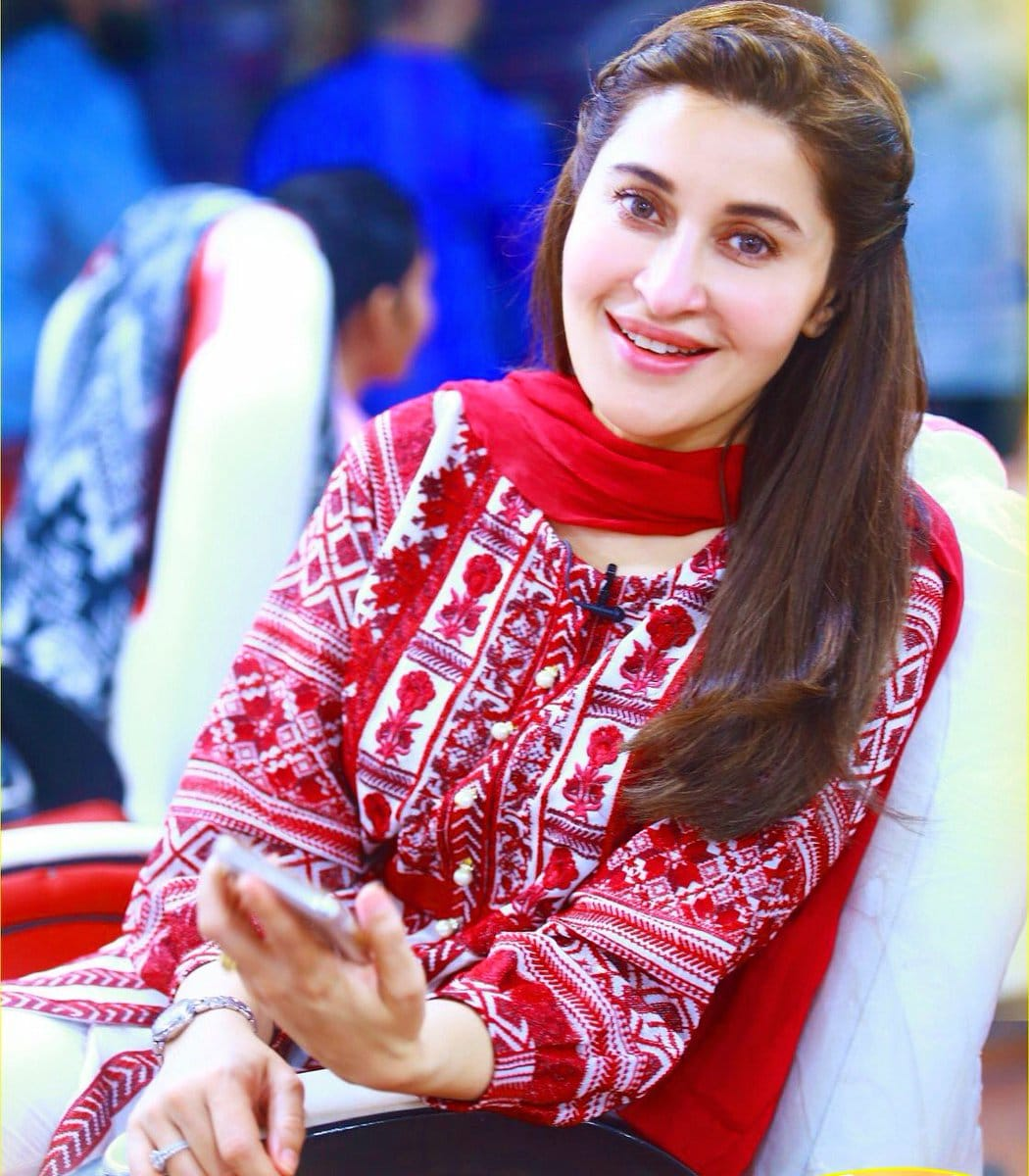 Shaista Lodhi Pakistani Host, Actress