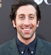 Simon Helberg Actor, Comedian, Producer, Screenwriter, Director
