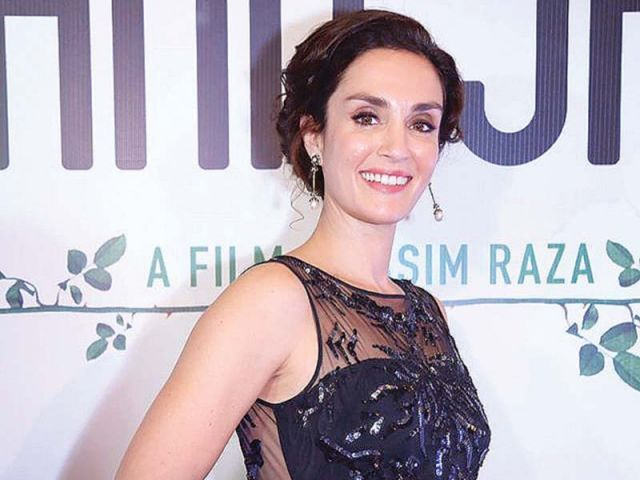 Sonya Jehan Pakistani Actress