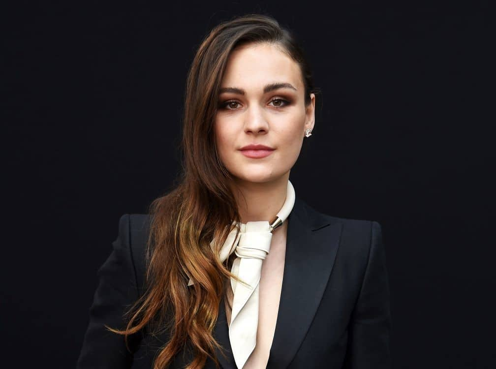 Sophie Skelton British Actress