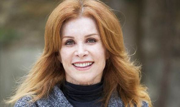 Stefanie Powers American Actress