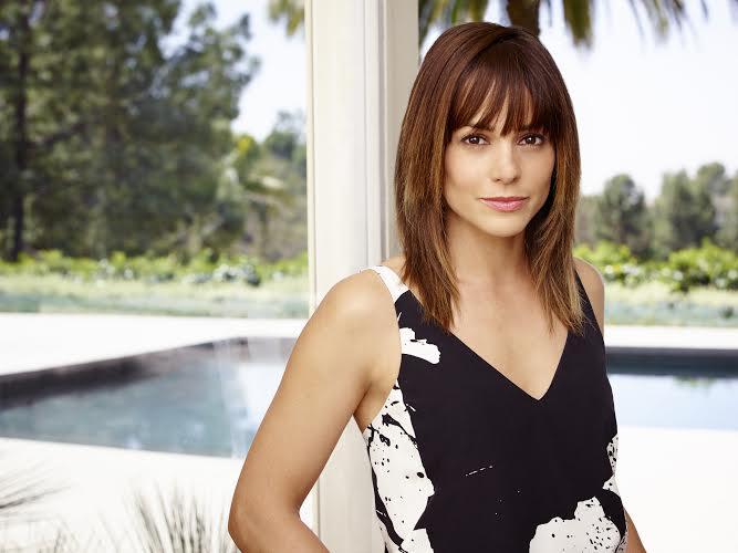 Stephanie Szostak French Actress