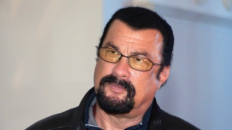 Steven Seagal American, Serbian, Russian Actor, Producer, Screenwriter, Director