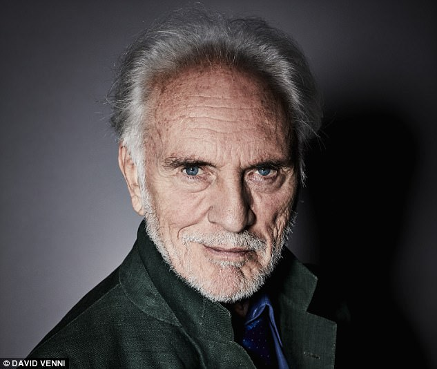 Terence Stamp British Actor