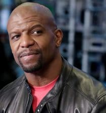 Terry Crews Actor, Comedian, Activist, Artist, American football player