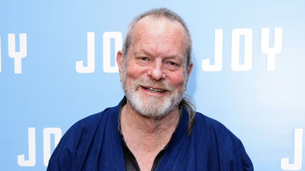 Terry Gilliam American, British Screenwriter, Film Director, Animator, Actor and Comedian
