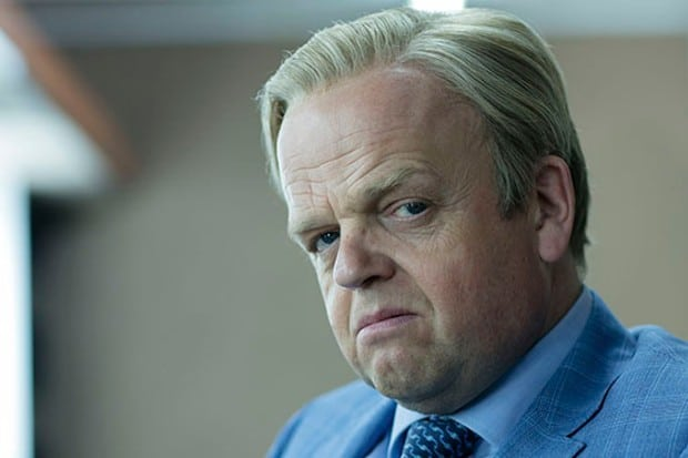 Toby Jones British Actor