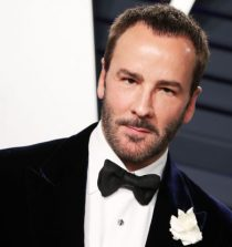 Tom Ford Fashion Designer and Filmmaker