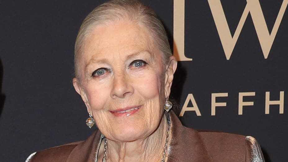 Vanessa Redgrave British Actress of Stage, Screen and TV, and a Political Activist