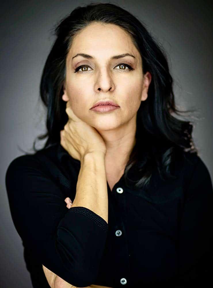 Veronica Falcón Mexican Actress