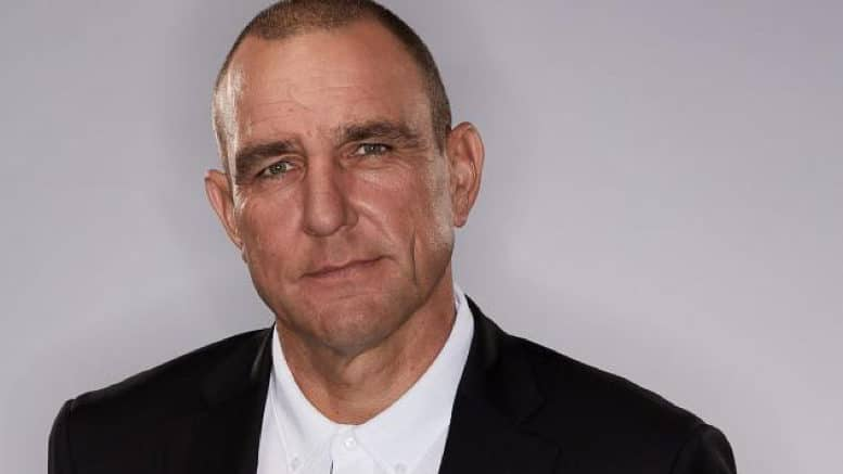 Vinnie Jones British Actor and Former Professional Footballer