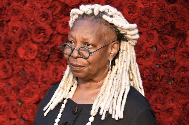 Whoopi Goldberg American Actor, Comedian, Author, Television Personality