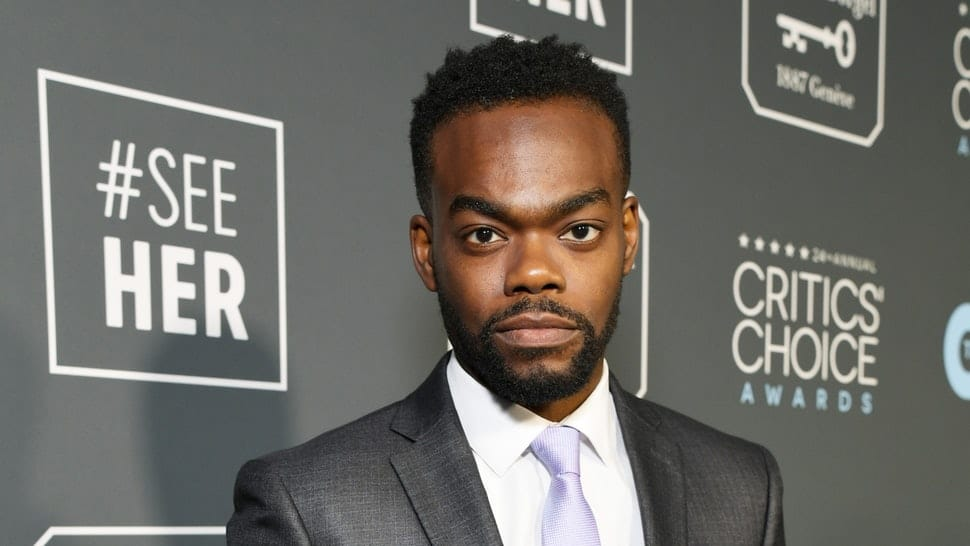 William Jackson Harper hight