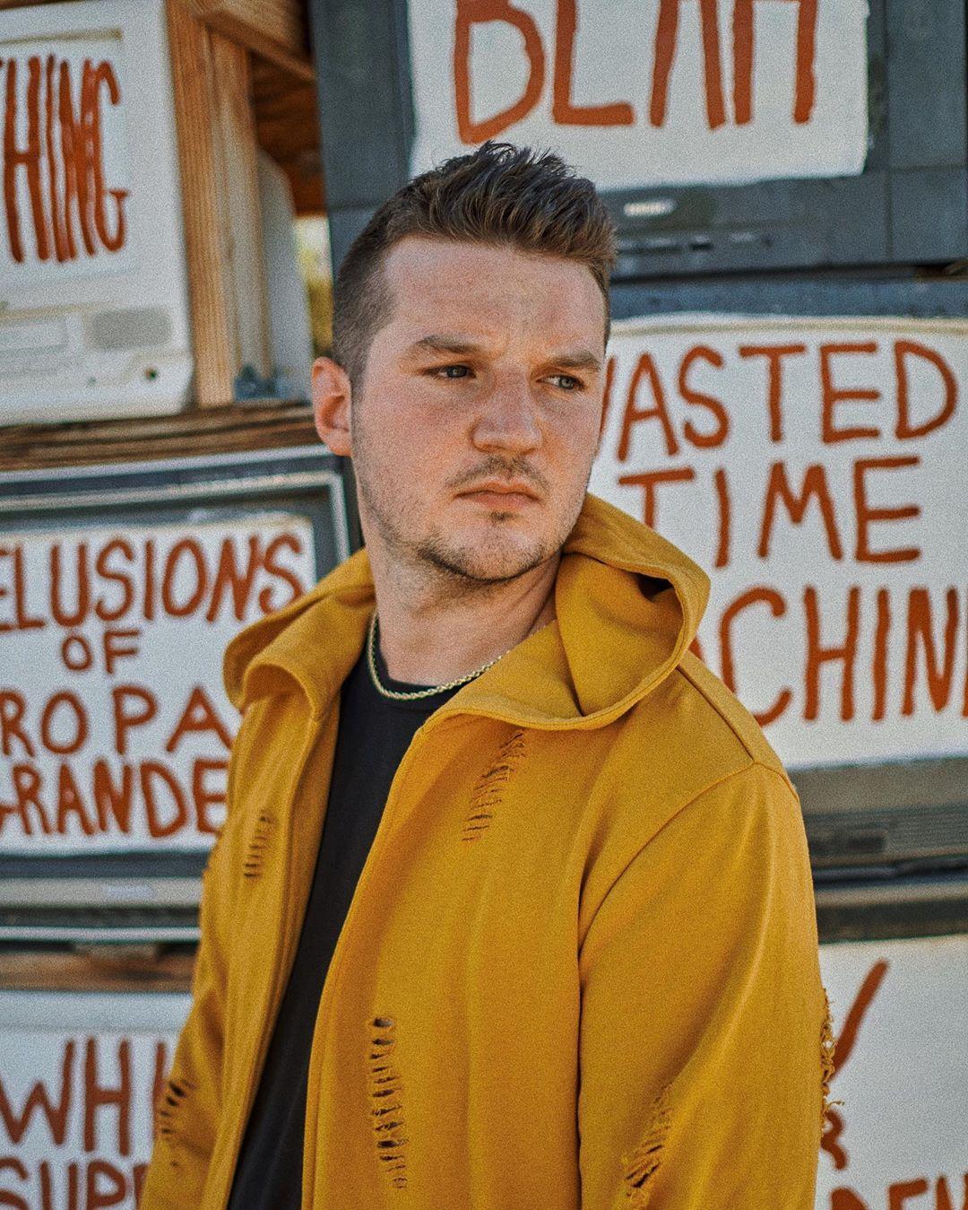 Witt Lowry American Rapper