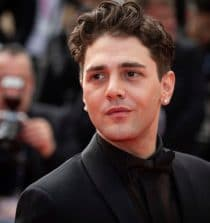 Xavier Dolan Actor, Director, Screenwriter, Editor, Costume Designer, Voice Actor