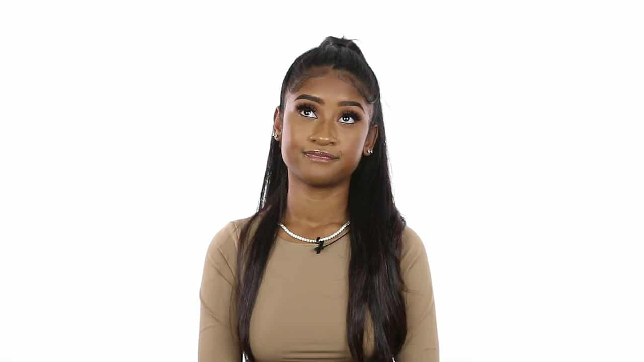 Young Lyric American Rapper, Dancer, Youtuber and Social Media Personality
