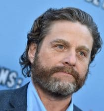Zach Galifianakis Actor, Comedian