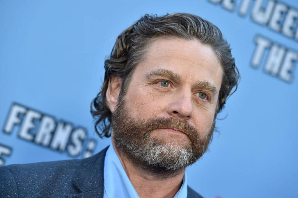 Zach Galifianakis American Actor, Comedian