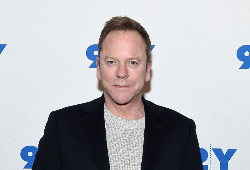 Kiefer Sutherland Canadian, British. Actor, Voice actor, Producer, Director, Singer and Songwriter