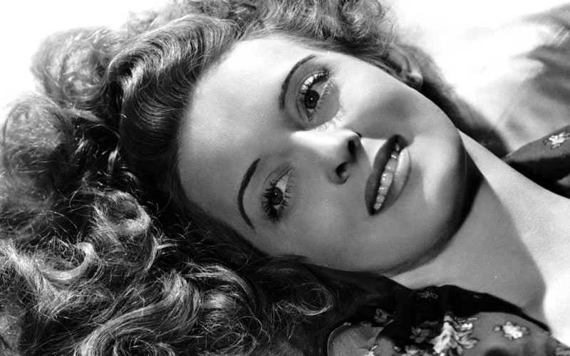 Bette Davis American Actress of Film, TV and Theater.