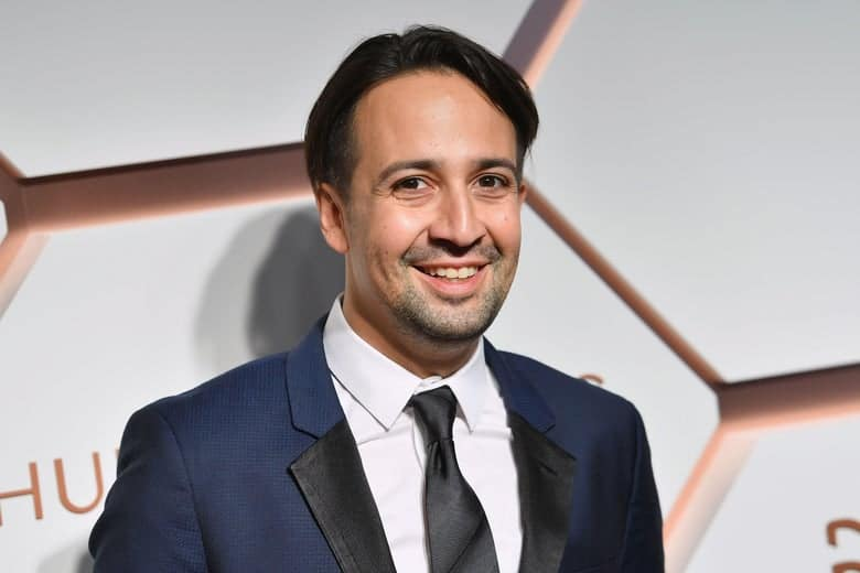 Lin-Manuel Miranda American Composer, Lyricist, Rapper, Singer, Actor, Playwright and Producer