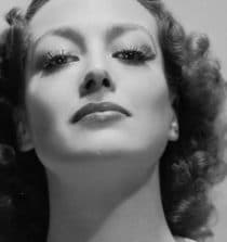 Joan Crawford. Film and TV Actress