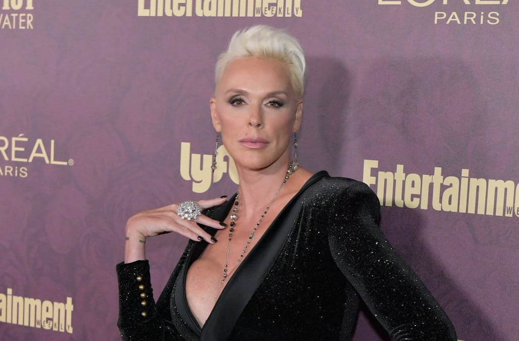 Brigitte Nielsen Danish Actress, Model, Singer and Reality TV Personality