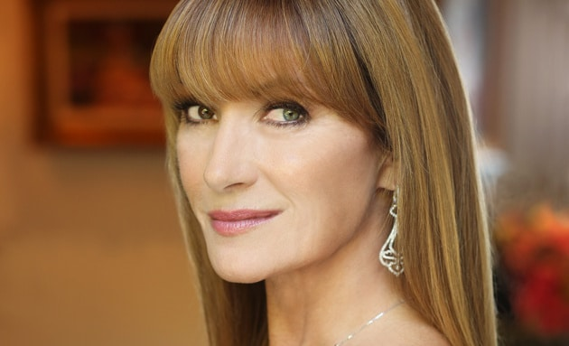 Jane Seymour British, American Actress