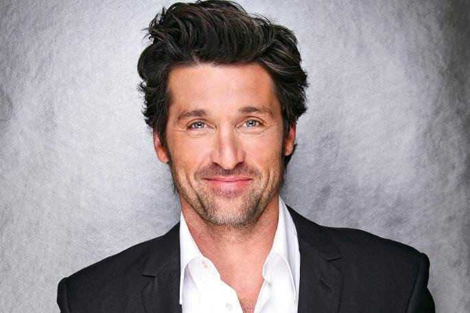 Patrick Dempsey American Actor and Race Car Driver