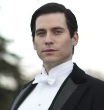 Robert James-Collier Actor and Model.