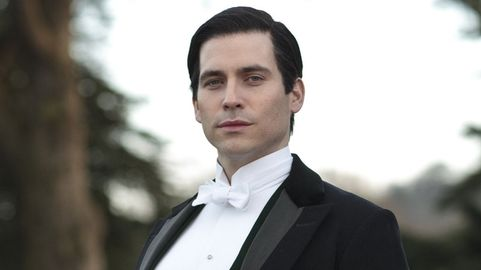 Robert James-Collier English Actor and Model.
