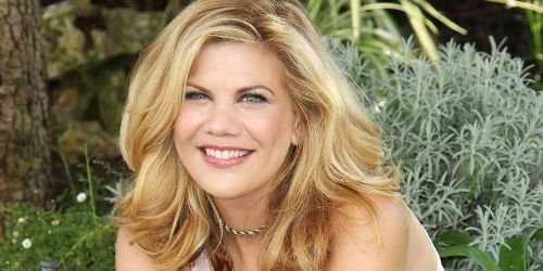 Kristen Johnston American Actress