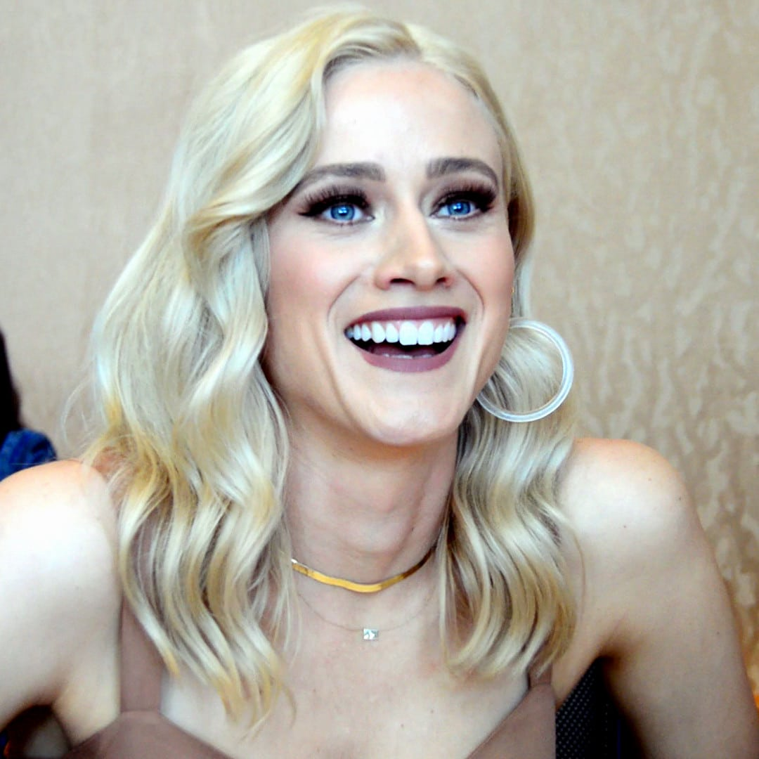 Olivia Taylor Dudley American Actress