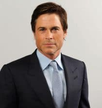 Rob Lowe. Actor, Producer and Director.