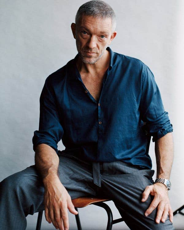 Vincent Cassel French Actor, Director, Producer