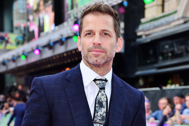 Zack Snyder American Director, Producer, Screenwriter