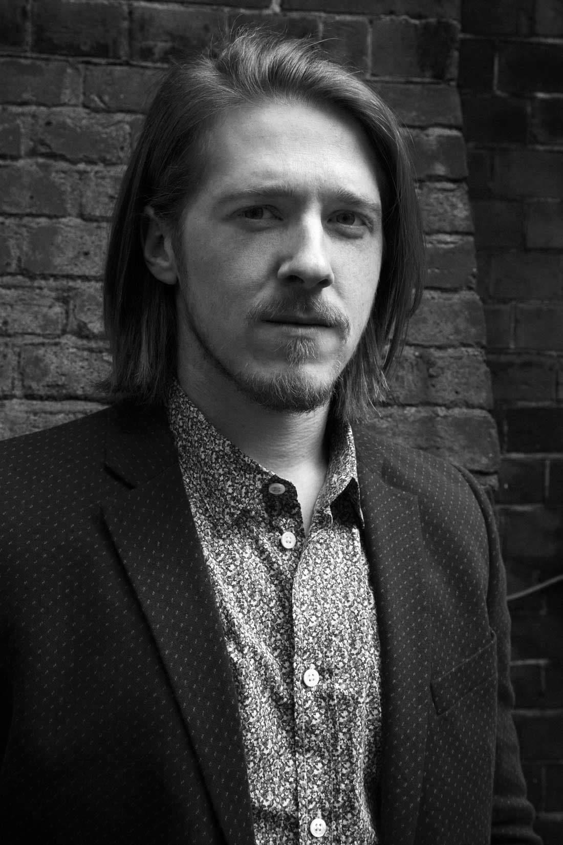 Adam Nagaitis British Actor