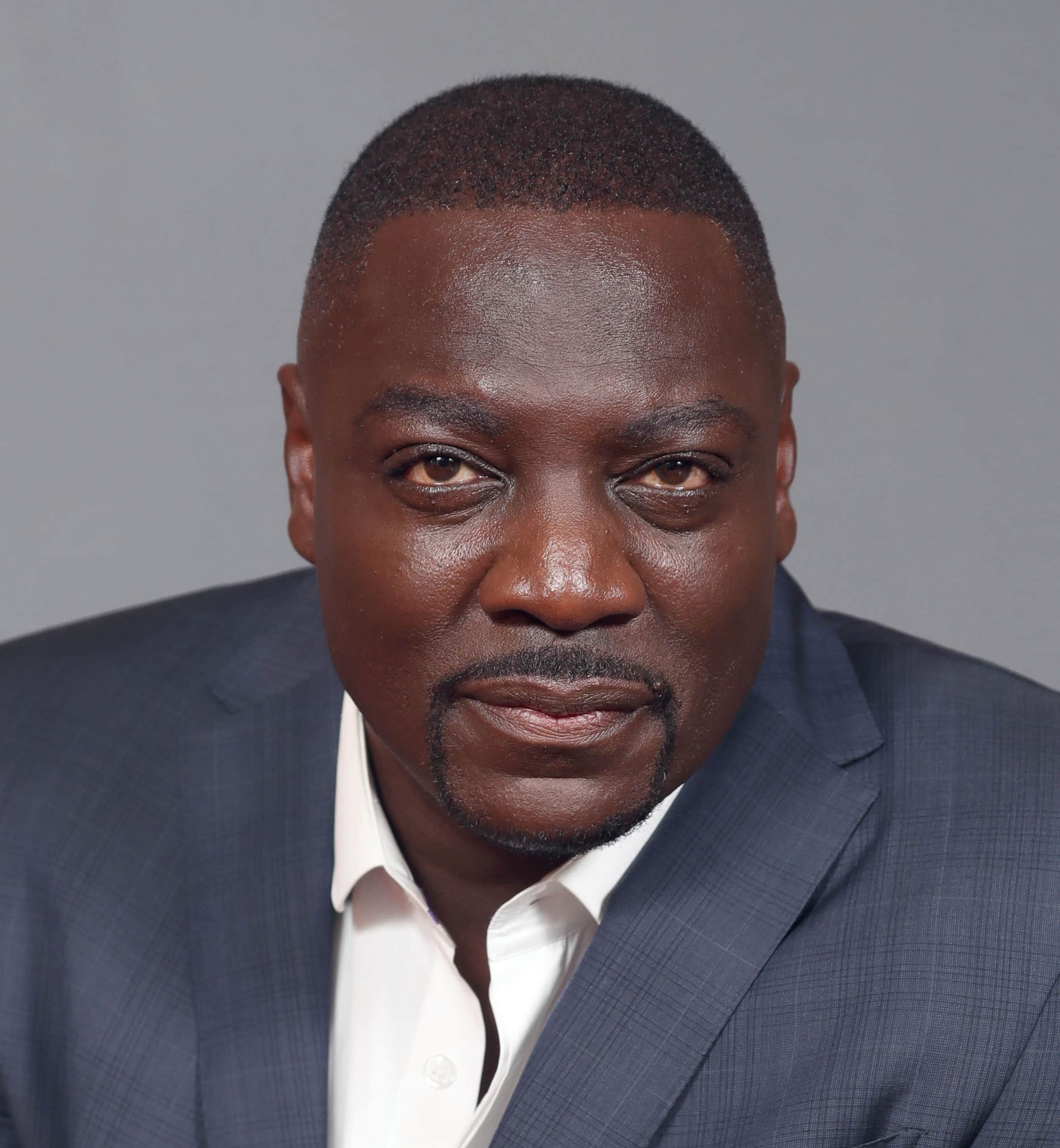 Adewale Akinnuoye-Agbaje Nigerian, British Actor, Director and Former Fashion Model
