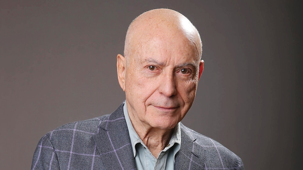 Alan Arkin American Actor, Director, Screenwriter