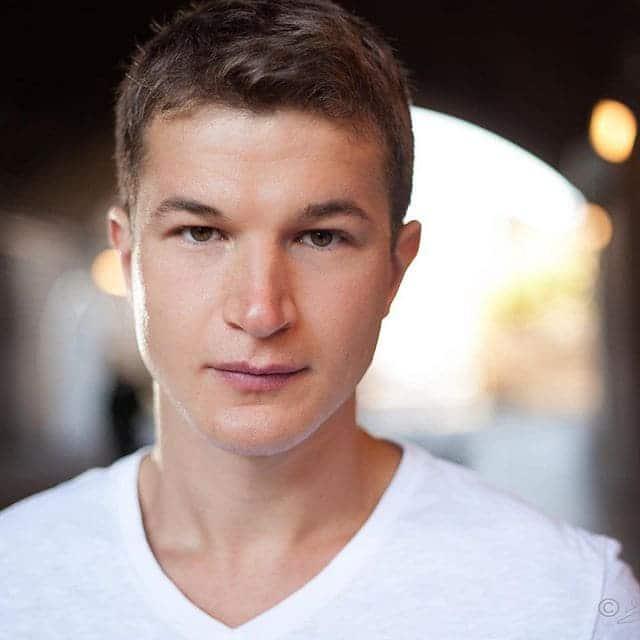 Alec Utgoff British, Ukrainian Actor