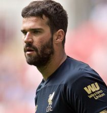 Alisson Becker Professional Footballer