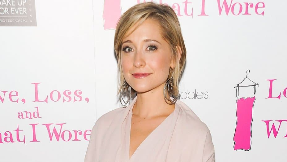 Allison Mack American, German Actress