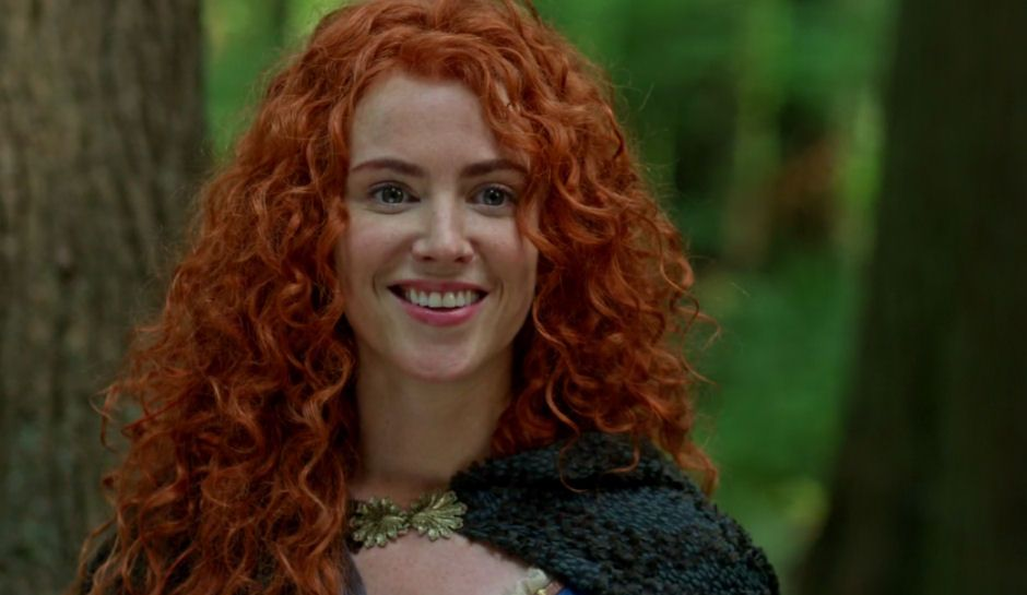 Amy Manson Scottish, British Actress