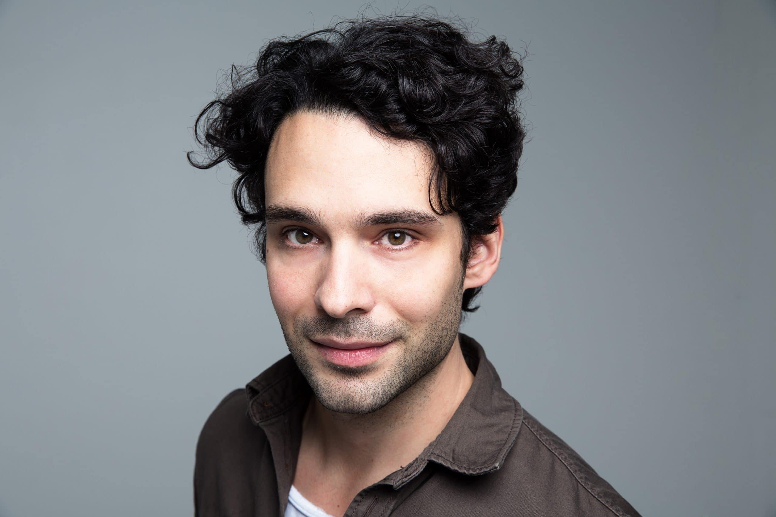 Andreas La Chenardiere Swedish Actor