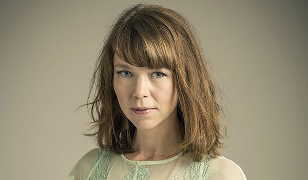 Anna Maxwell Martin English, British Actress